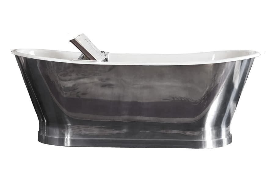 Vasca Da Bagno In Rame Prezzi : Vasca da bagno in stile classico rivestita in rame o alluminio