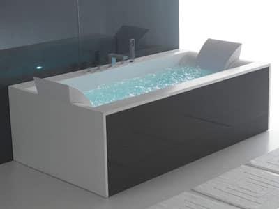 Vasca moderna sensual 180x100 180x90 180x80 for Vasche x laghetti
