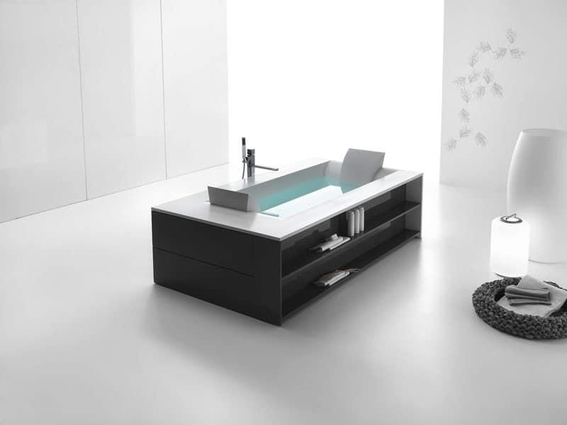 HOME P06 Bagno Prodotti Bagno Sanitari Vasche squadrate