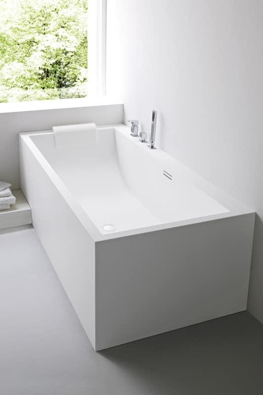 Pin vasca vasche da bagno moderne arena on pinterest - Vasche da bagno moderne ...