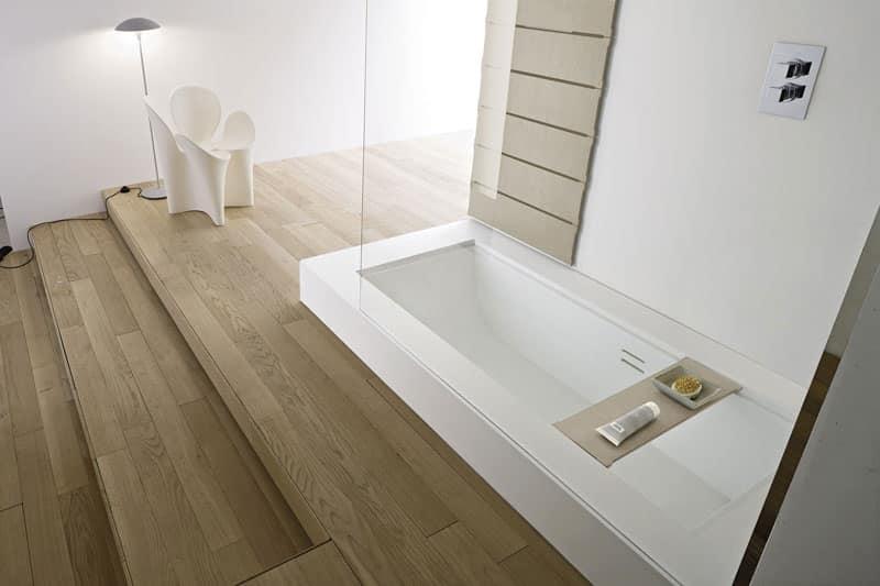 doccia e sifone vasca da bagno attacco quot uscita a muro