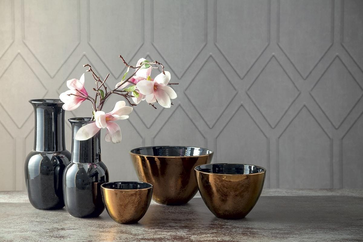 GRUPPO ARIA, Vasi in ceramica