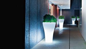 Ming High Family, Vasi illuminati, dalle dimensioni generose