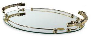 1403, Elegante vassoio ovale