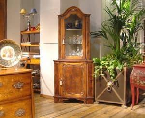 Mobili vetrinette classiche ed in stile idf for Classica stoffa inglese