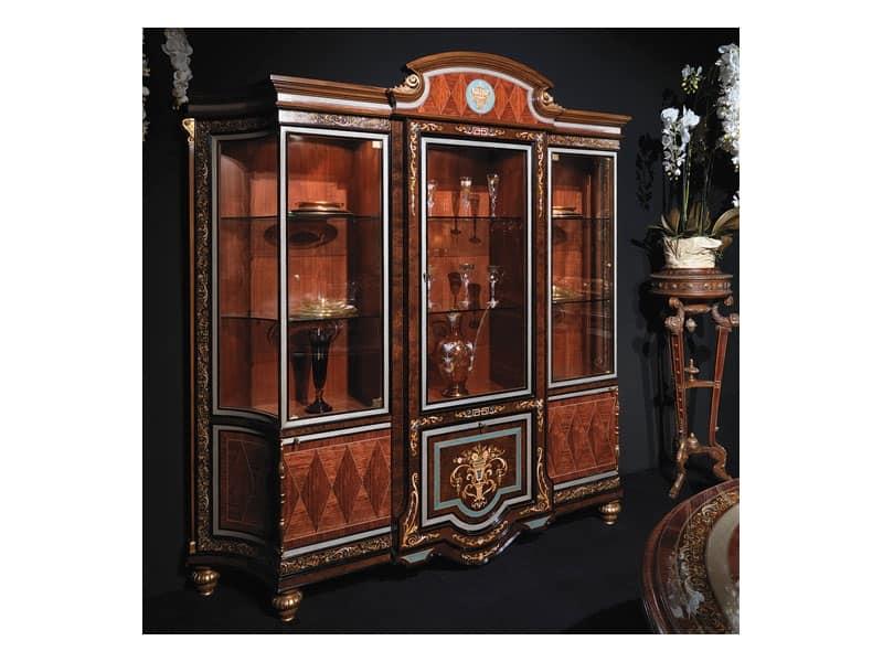 Art 1093 vetrine eleganti galleria d 39 arte antica idfdesign for Bellotti arredamenti