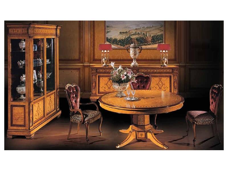 Art 1172 vetrine portaoggetti sala lettura idfdesign for Bellotti arredamenti