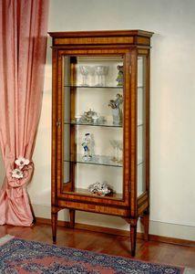 Art. 185 Giordania, Vetrina intarsiata Stile Luigi XVI