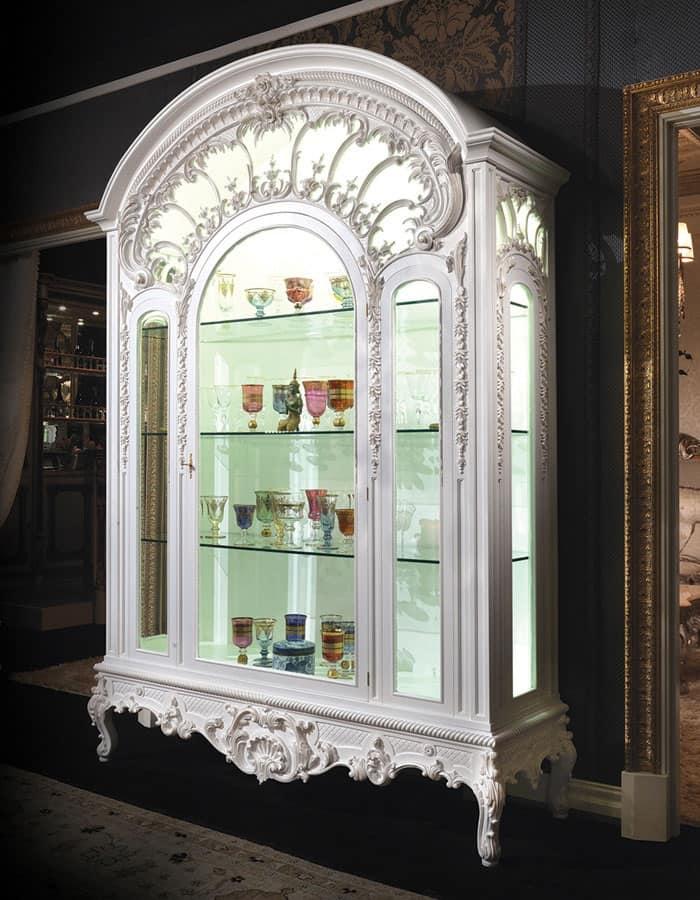 Mobili vetrinette classiche ed in stile idf for Bellotti arredamenti