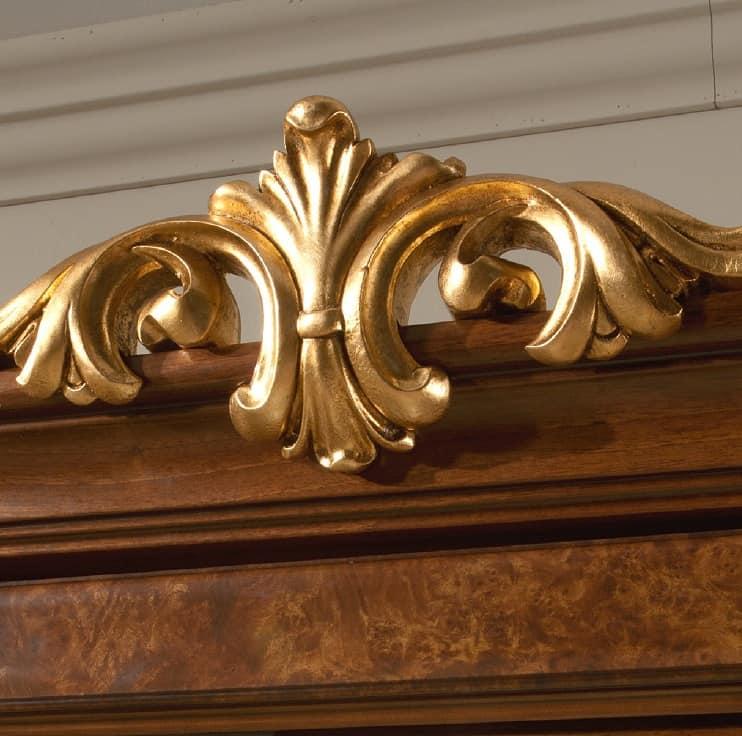 vetrine eleganti, design classico italiano, per salone | idfdesign - Vetrine Da Soggiorno Classiche 2