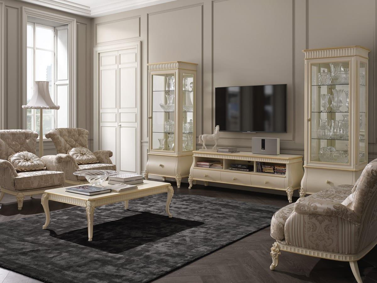 Florentia vetrina, Vetrina per soggiorno classico
