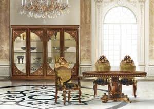 Hermitage MB/145/2, Tavolo da pranzo in stile classico