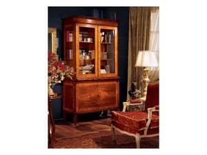 Maggiolini vetrina 744, Vetrina classica di lusso