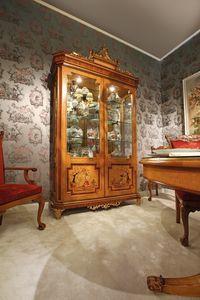 Vetrina 1306, Vetrina stile cinese di lusso