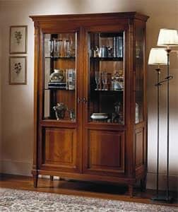 Vetrinette in stile classico vetrina argentier for Arredamento classico lusso