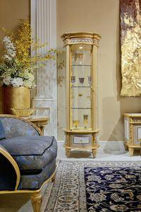 Vetrine 1441/1442 STILE LUIGI XVI, Luminose ed eleganti vetrine classiche