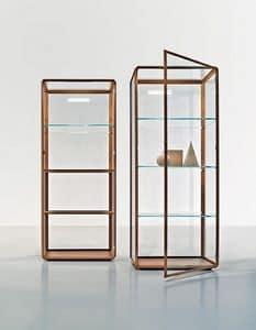 Immagine di 45� vetrina, ideale per libreria