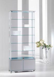 ALLdesign 93/MA, Elegante vetrina per negozio