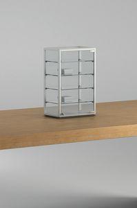 ALLdesign plus 4/6P, Teca da appoggio, per banconi e tavoli