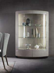 Stunning Vetrina Moderna Per Soggiorno Images - Idee Arredamento ...