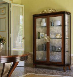 Grand Etoile Art. GE004, Vetrina con fianchi in vetro