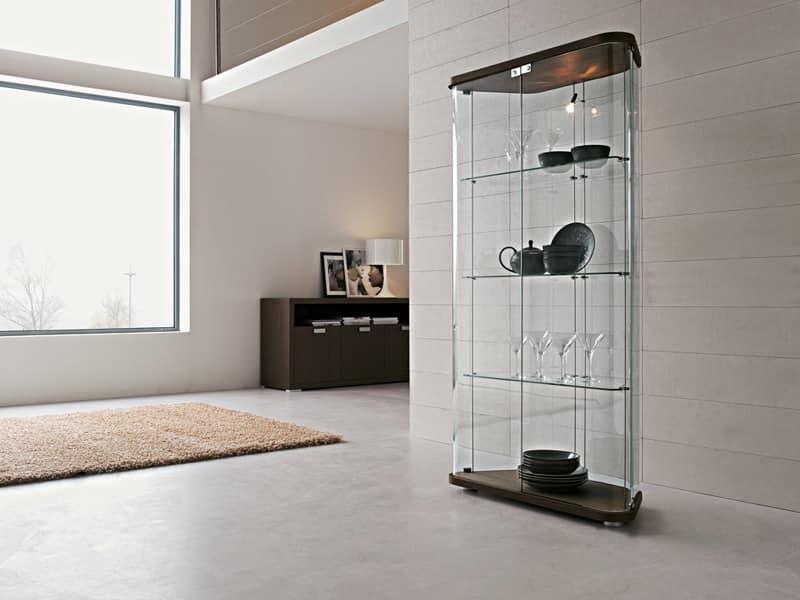 vetrinette da soggiorno moderne vetrina moderna per ...
