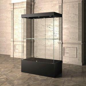 Museum MU/120, Vetrina museale con faretti