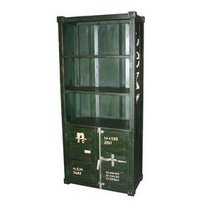 SHOWCASE CONTAINER, Vetrine in metallo