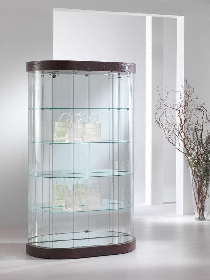 Mobili vetrinette moderne idfdesign for Vendita mobili di design on line