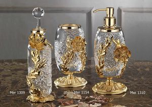 Luxury Bath Accessories, Lussuosi accessori per il bagno