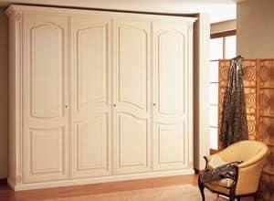 Art. 1100 Norma, Armadio guardaroba in legno, per villa di lusso