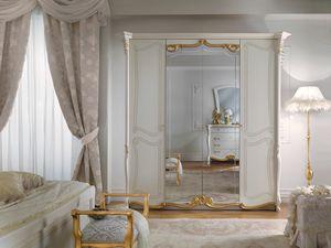 Fenice Art. 1315, Elegante armadio stile classico