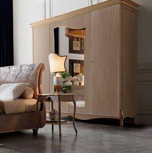 Fru-Fru armadio, Armadio stile classico, con specchi