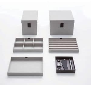 Attrezzatura interna, Accessori per cabine armadio, ripiani e cassettiere