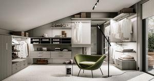 DEUS, Cabina armadio dallo stile elegante