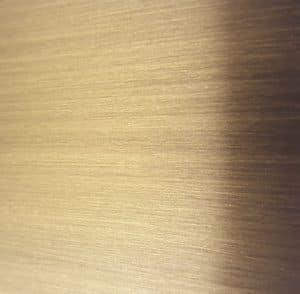Ottone bronzato, Lavorazione personalizzata in tutti i metalli
