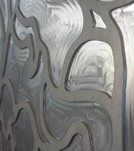 Pannelli decorativi in alluminio realizzato in fresatura 3D, Pannelli decorativi con fresatura 3D