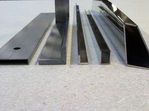 Profili metallici V Cut, Profili metallici V-Cut per varie installazioni