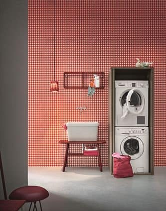... Mobili lavanderia, mobile lavatrice per bagno o lavanderia - IDFdesign