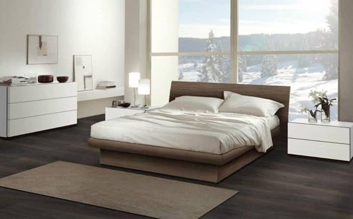Camera 13, Arredamento per camera da letto, letto in legno dal design ...