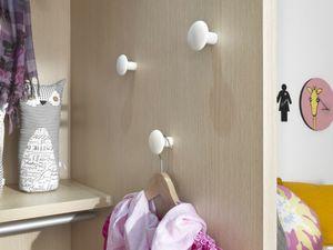 Easy hang, Appendiabiti da parete, per cameretta