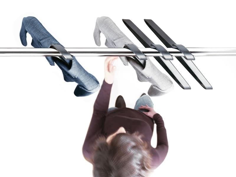 Hanger, Appendiabiti da guardaroba, per uffici e ville