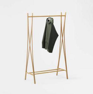 Tra-ra, Stand appendiabiti in legno