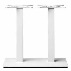 105Q, Base tavolo con doppia colonna