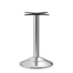 470, Base tavolo in acciaio inox