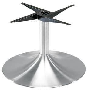 Art.230/4, Base tavolo tonda per piani di grandi dimensioni