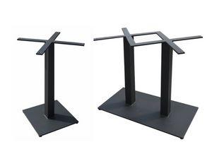 Bar, Basi in ferro per tavoli da bar