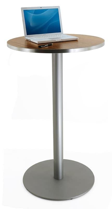 FT 055 + FT 055 H110, Base versatile per tavolino da bar e caffè