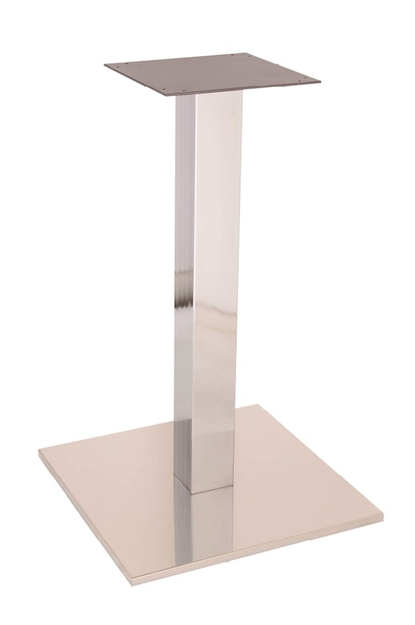 FT 060, Base tavolo in acciaio