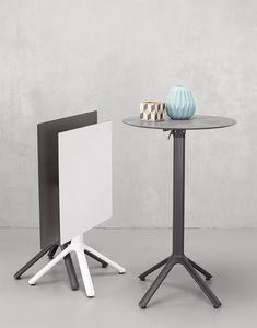 FT 800, Base tavolo in alluminio